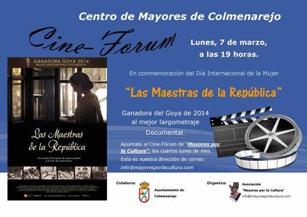 Cartel documental Maestras por la República_web